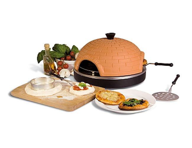 raclette style pizza oven for 4   Fondu and Raclette Love ...