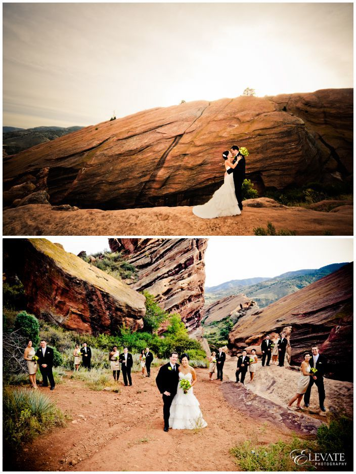 Red Rocks Colorado Wedding More Pics From The Location We Re Considering