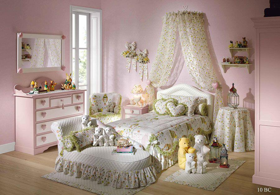 30 Camerette per Bambini in Stile Shabby Chic | Mobili | Pinterest