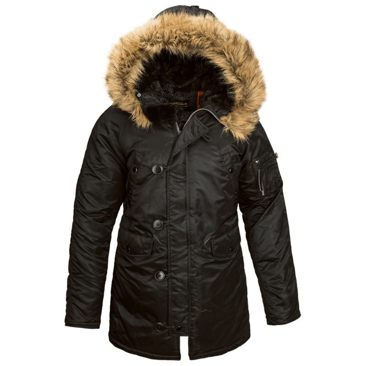 Alpha winterjacke amazon
