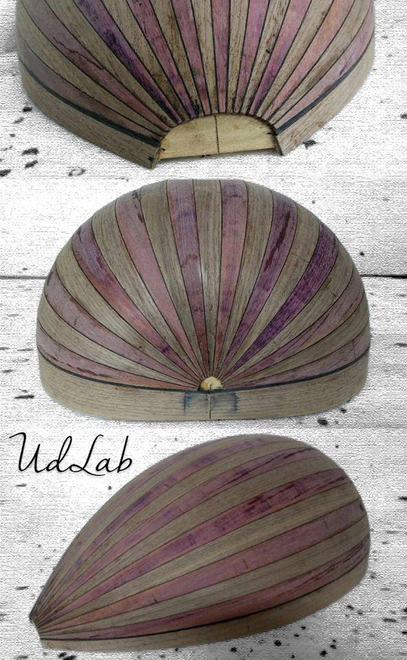 Lute Handmade Ud Oud Udteknesi Balikci Dugumleri