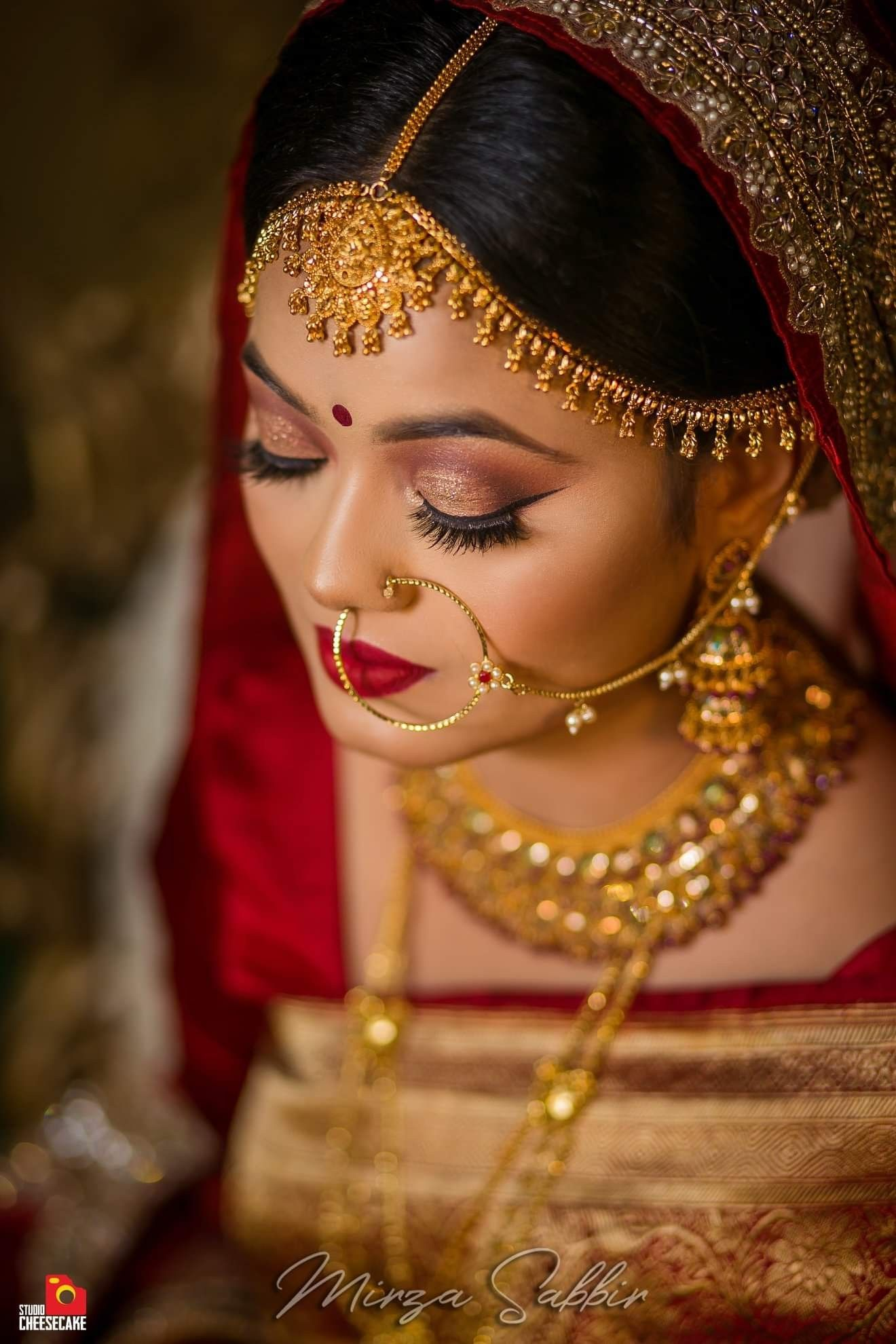 Pin by Peya on Beautiful Bride Best bridal makeup