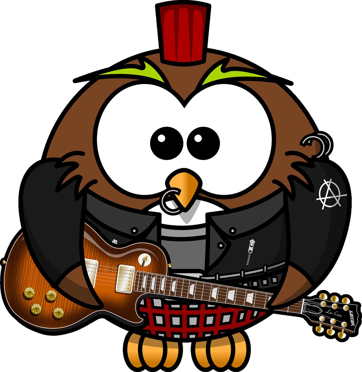Image gratuite sur pixabay chouette anarchie des animaux - Image de chouette gratuite ...