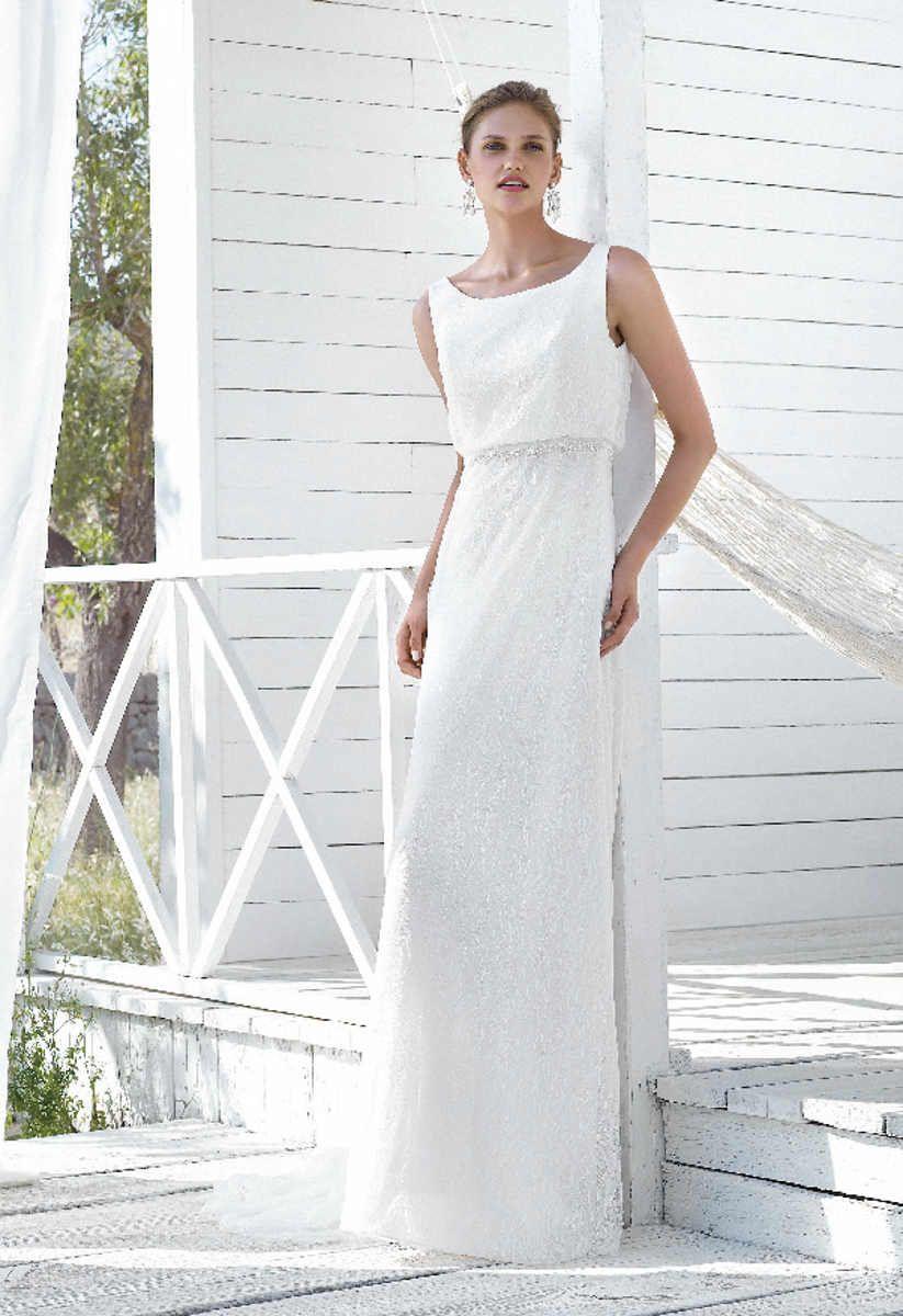Marylise Brautkleider sind elegant, schlicht und stilvoll: Einfach ...