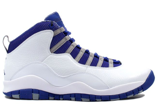 Air Jordan 10 Retro TXT White / Old Royal , Jordan For Sale Online with  Discounted Price off and No Sale Tax.