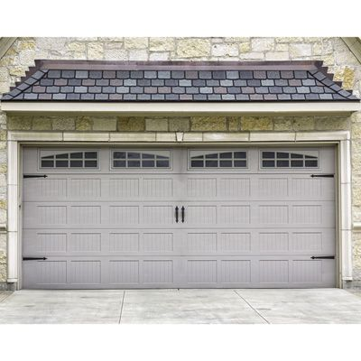 Magnetic Hinge It Decorative Garage Door Accent Kit Garage Door Styles Garage Doors Carriage House Doors