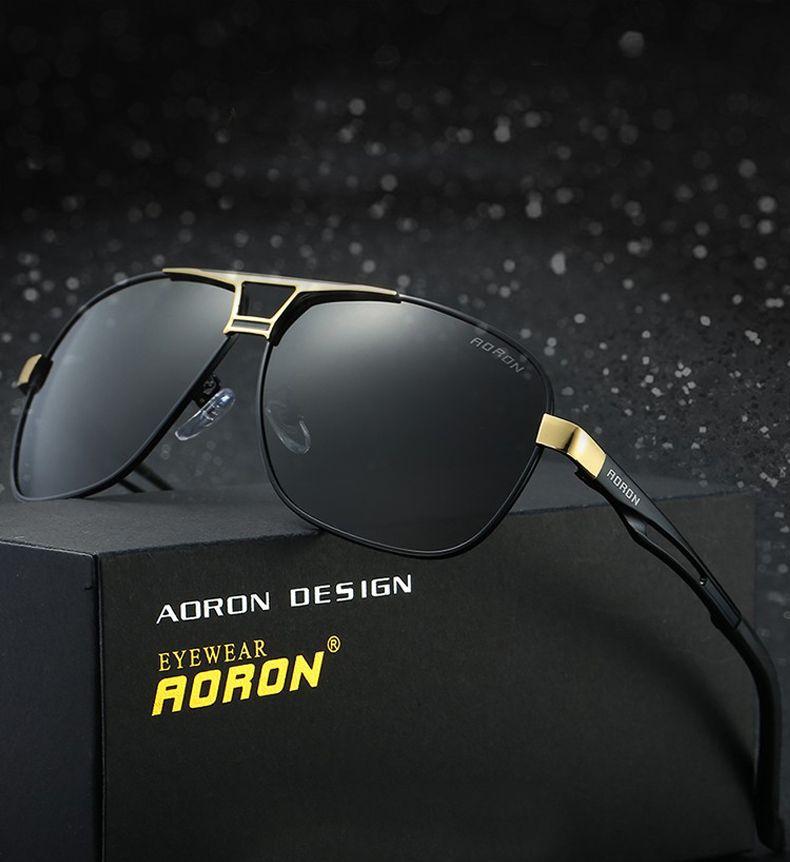 a548decb1e cool Alloy HD Polarized Mens Sunglasses Men Mirror Sun Glasses 8521 ...