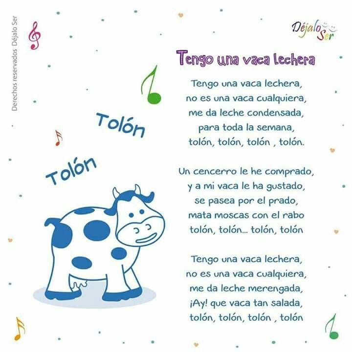 Pin De Maternal Pasos En Canciones Infantiles Letras De Canciones Infantiles Canciones Infantiles Rimas Infantiles