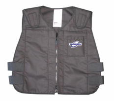 Techniche Techkewl Phase Change Cooling Vest With Inserts And