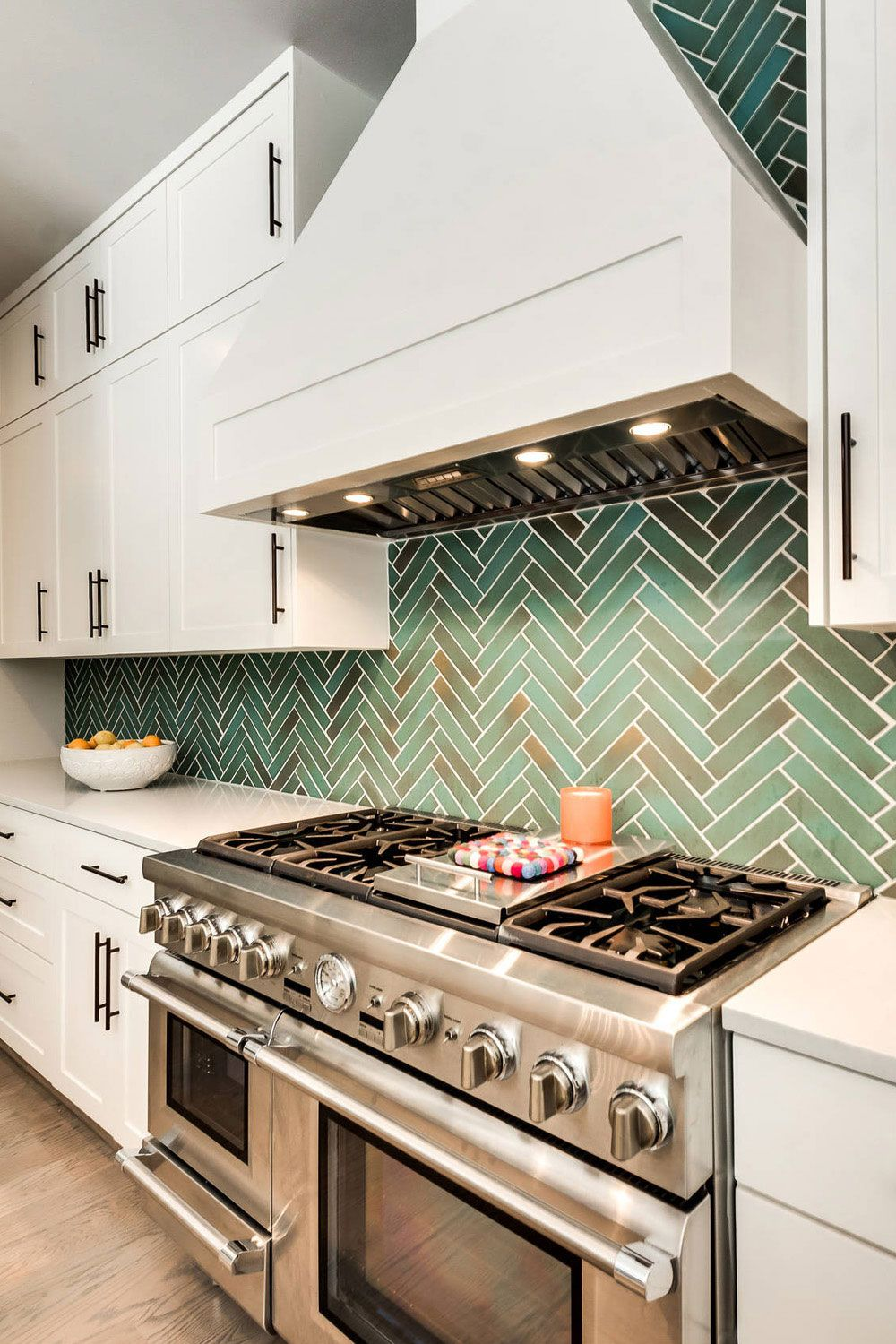 42+ Colorfull Herringbone Backsplash Ideas - ( TRENDY ...