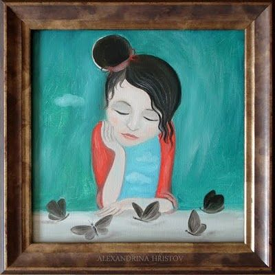 Alexandrina Hristov - A Great Romanian Painter (2)
