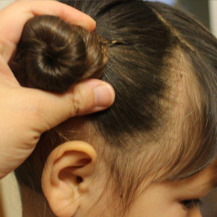 Traditionel kinesisk frisurer til piger, hvordan du gør-4140