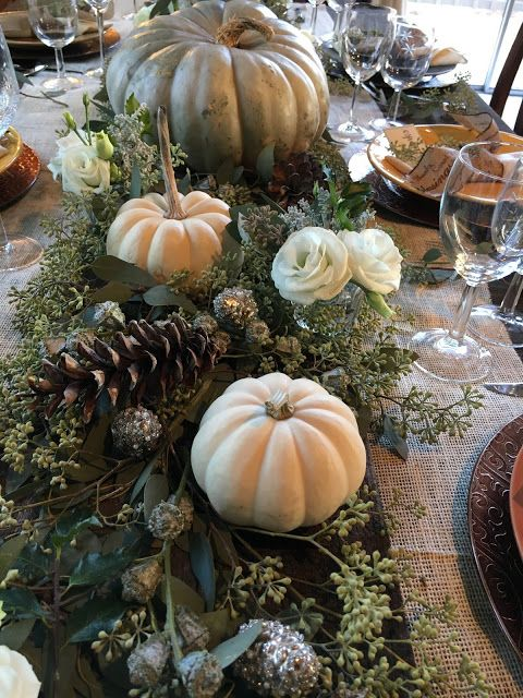 Get Good Looking Thanksgiving Decoration DIY Project 7
