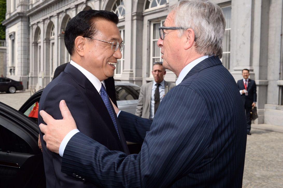 Chinaeu special report chinese premier li keqiang