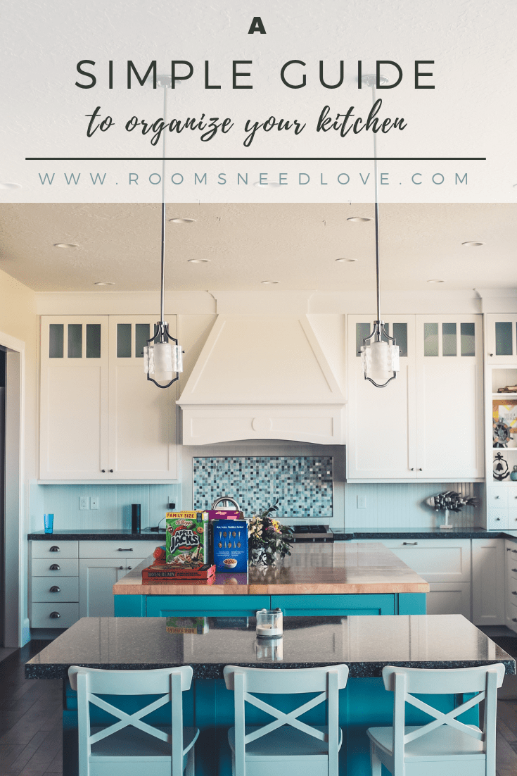 A Simple Guide To Organize Your Kitchen Rooms Need Love Farmhouse Decor Trends Trending Decor Home Decor Tips