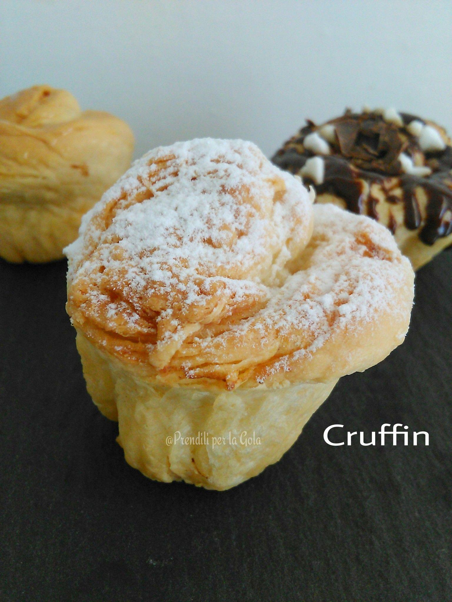 Cruffin, tra il croissant e il muffin