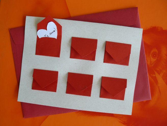 Como fazer: Cartão com envelopinhos https://teiaporhelene.com.br/2016/06/08/como-fazer-cartao-com-envelopinhos/