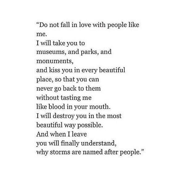 I Will Destroy You In The Most Beautiful Way Possible A1mind