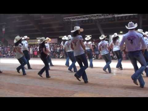 Frente e verso recto verso danse country de style for Youtube danse de salon