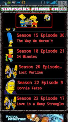 bart simpson phone call pranks Download Simpsons Prank