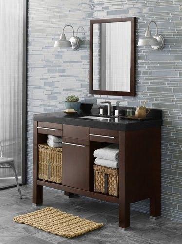 Ronbow Contempo Contemporary Bathroom Vanities And Sink Consoles Cool Bathroom Vanities Nj Inspiration Design