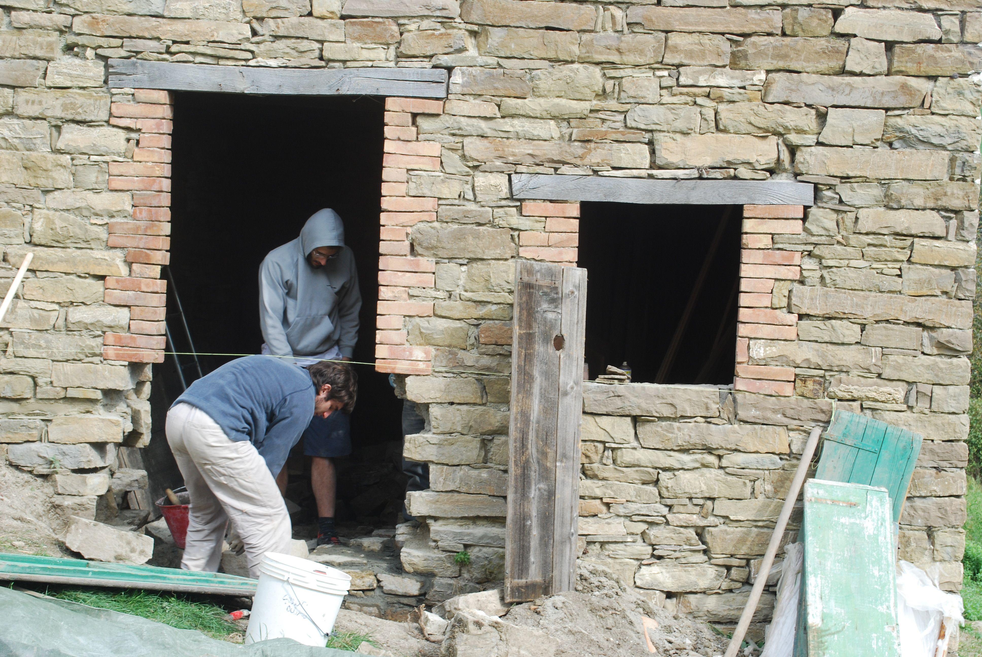 Interni di case in pietra cerca con google idee per la - Case in pietra interni ...