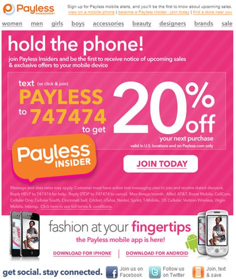 Payless Free Printable Coupons Printable Coupons Print Coupons