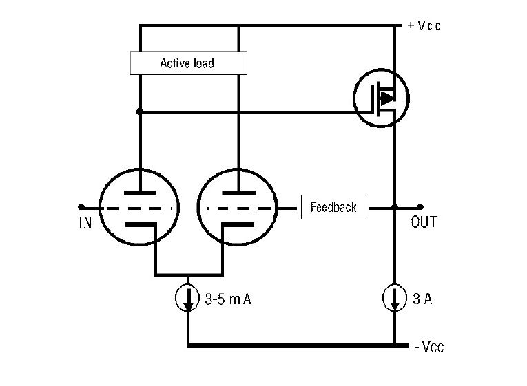 Build a Hybrid Tube/MOSFET SE Amp | Plausable Projects