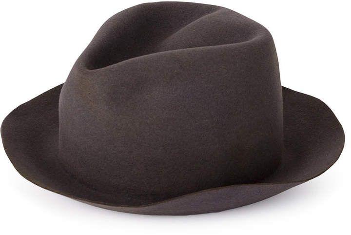 5526bd7b477 Horisaki Design   Handel classic fedora hat