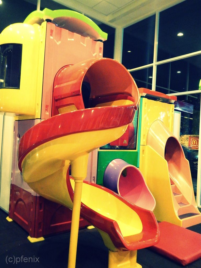 the not so lost carrousel amazon the lost world supermall late night playtime mcdonalds kelapa gading jakarta