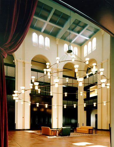 The baker institute at rice university in houston by hbra - Interior design schools in houston ...