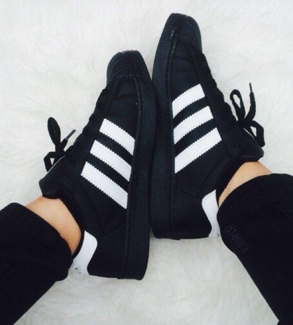 cute inspiration fashion brand | Adidas shoes women