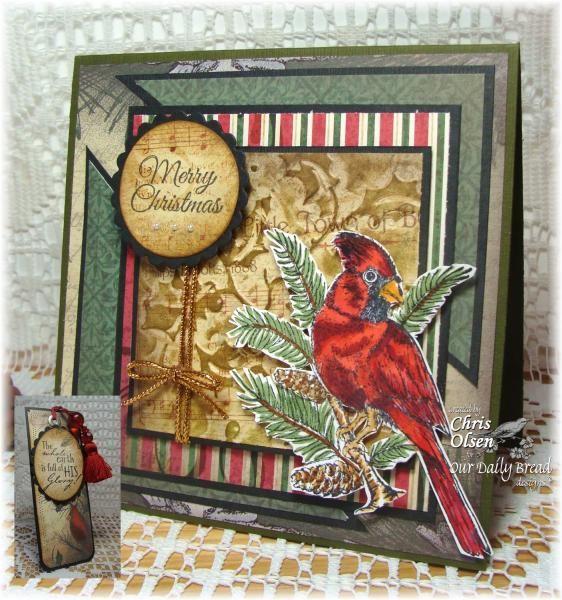 Cardinals~Sing for Joy