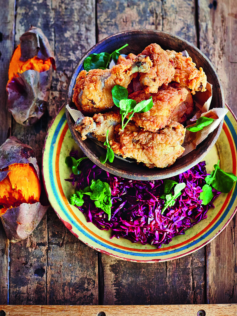 Southern fried chicken recipes pinterest fried chicken jamie southern fried chicken is a classic southern american comfort food check out jamies fried chicken recipe for a delicious and satisfying twist on the forumfinder Image collections