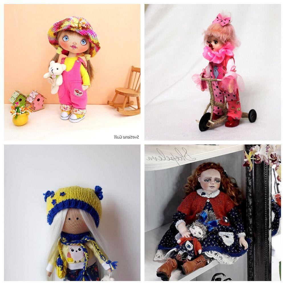 doll yarn hairstyles