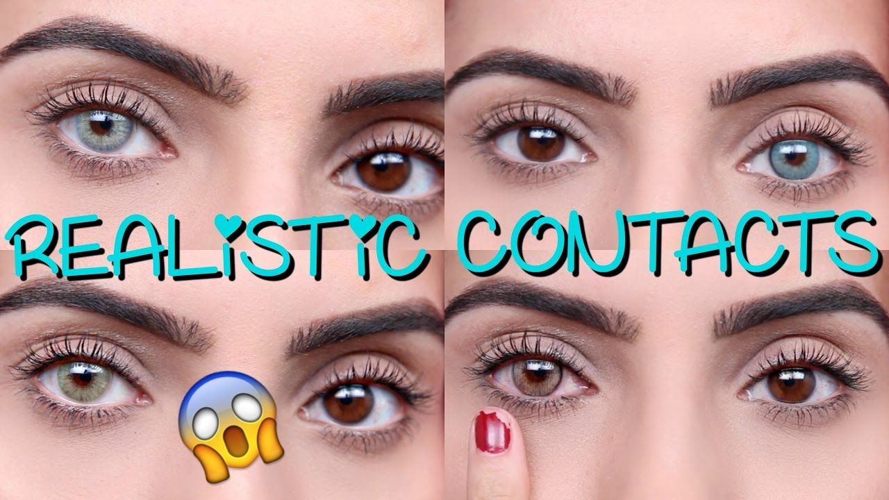 Coloured Contacts For Dark Eyes Solotica Colored Contacts Contact Lenses Colored Colored Eye Contacts
