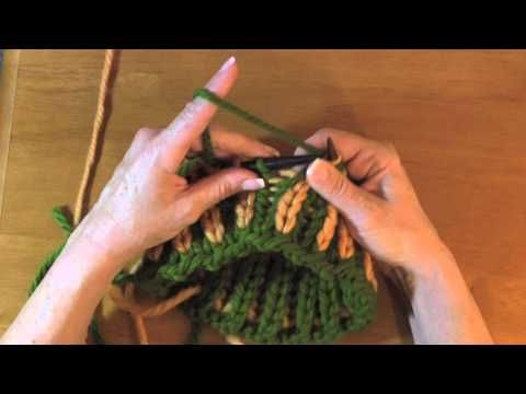 How to knit the Brioche Stitch - Continental and English style ...