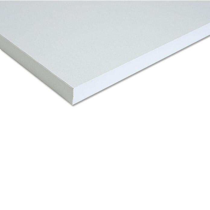 Regalboden Weiss L X B 80 X 40 Cm Starke 1 6 Cm Bauhaus In 2020 Regal Regalboden Weiss Bauhaus