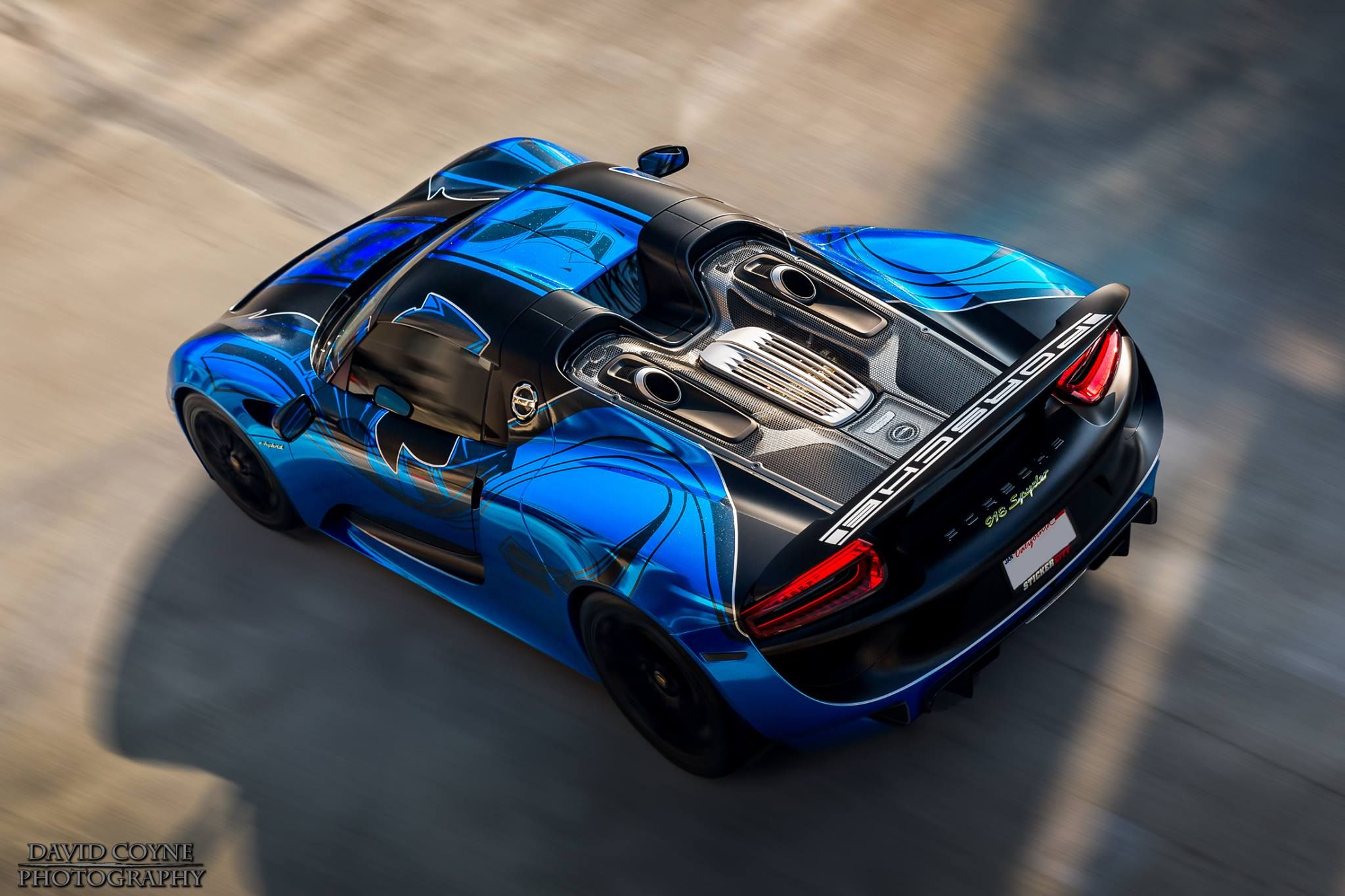9196ee8f13fc4a0fff4dba44149aff5c Fascinating Porsche 918 Spyder Blue Flame Exhaust Cars Trend