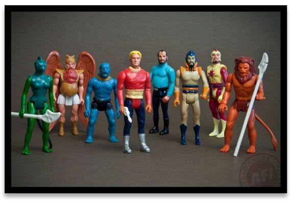 d63f5f41735 Mattel s Flash Gordon action figure line