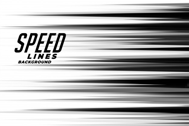 Download Linear Speed Lines In Black And White Comic Style Background For Free In 2020 Black And White Comics Comic Styles Black And White