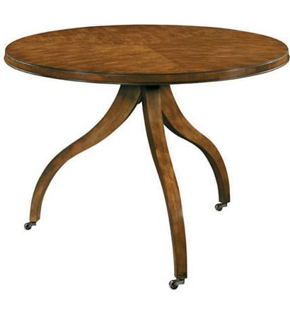 Ingold Center Table Top & Base Mahogany from the 1911