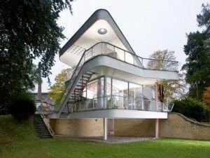 Haus Schminke by Hans Scharoun