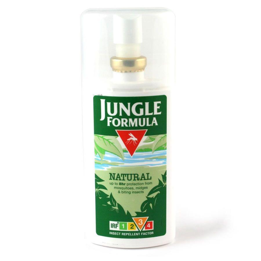 Jungle Formula Outdoor Camping Mosquito Repellent Natural
