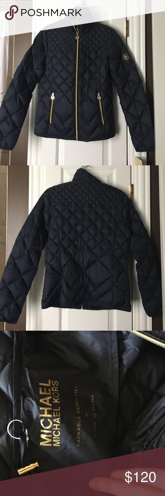 Brand New Authentic Michael Kors Jacket Michael Kors Jackets Clothes Design Fashion [ 1740 x 580 Pixel ]
