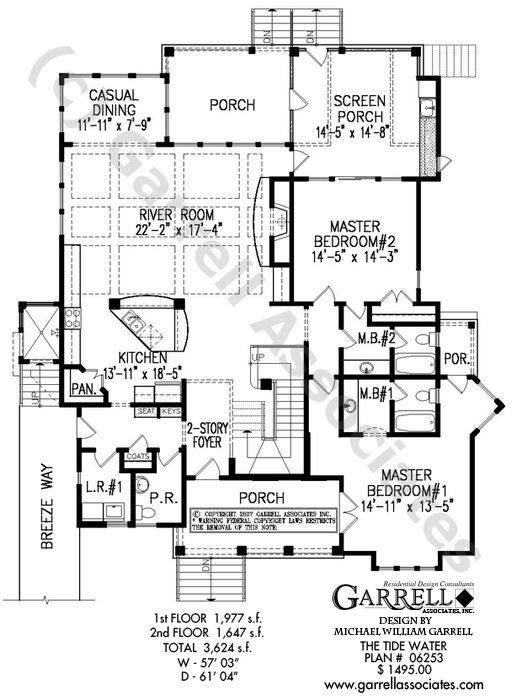 Tide Water Cottage House Plan Cottage House Plans House Plans Cottage Homes