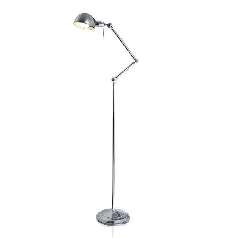 Light Floor Lamp Arlec 1.5m 60w Chr Pharmacy Afl336 - Bunnings ...