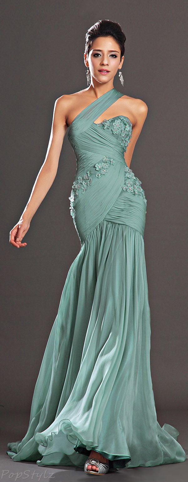Gorgeous Evening Gown, if only I had somewhere to go in it!