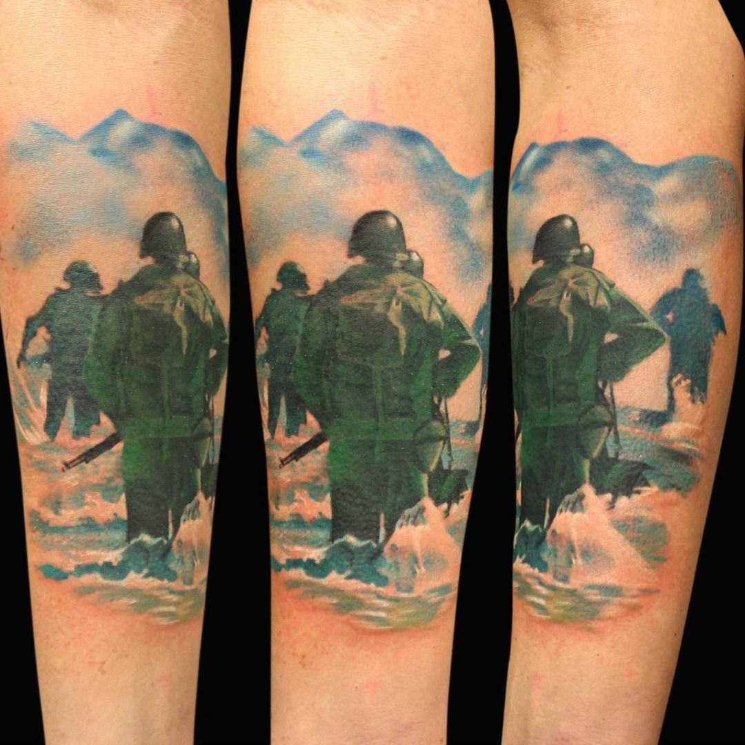 canadian military tattoo policy