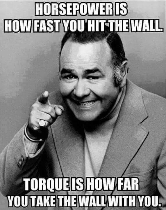 horsepower vs torque